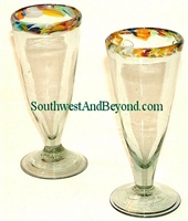 Mexican Glassware - Beer Glass