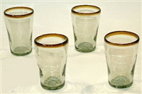 Mexican Glassware -  Tavern Beer Glass
