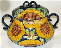 Mexican Talavera Pottery Accessories hand made hand painted