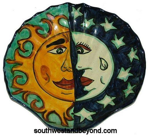 Talavera Wall Art talavera plates wall art decorative mexican wall decor