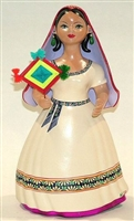Lupita collectibles Mexican Folk Art Hand Painted