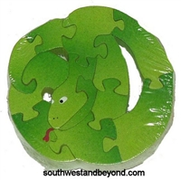 Wooden Hand Painted Jigsaw Puzzles