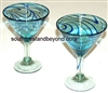 Mexican Glassware - Martini Glass